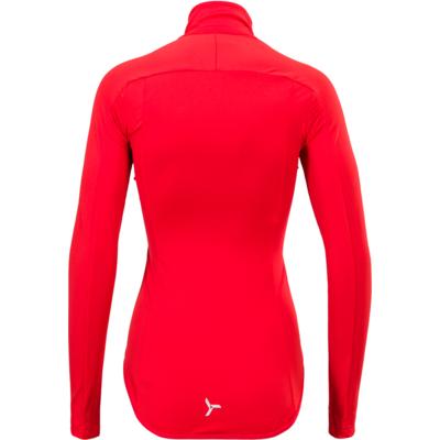 Damen Sweatshirt Silvini Sillaro WJ1727 red, Silvini