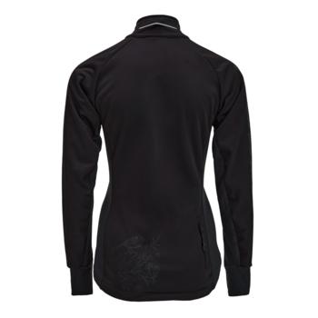 Damen-Softshell Jacke Silvini Monna WJ703 schwarz, Silvini