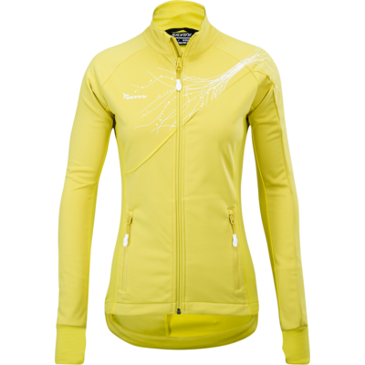 Damen Softshell Jacke Silvini Monna WJ703 yellow, Silvini