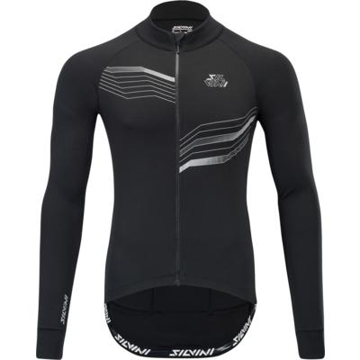 Herren Radsport Dress Silvini Grande MD1611 blacke wolke