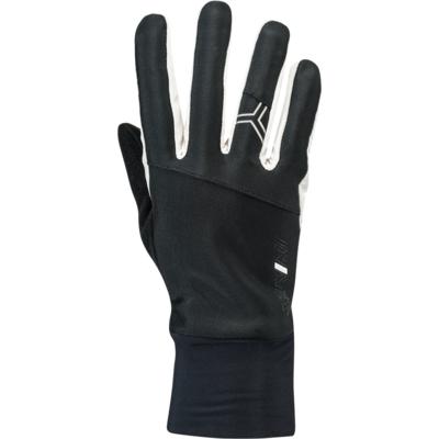 Damen Handschuhe Silvini Rieser WA1711 schwarz/weiß, Silvini
