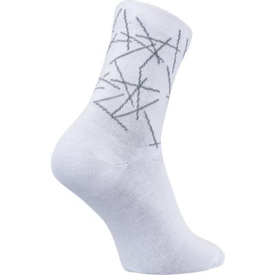 Radsport Socken Silvini Aspra UA1661 white, Silvini