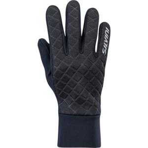 Winter Handschuhe Silvini Abriola UA1663 blacke wolke, Silvini