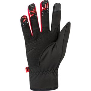 Damen Handschuhe Silvini Ortles WA1540 schwarz/rot, Silvini