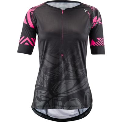 Damen MTB Dress Silvini Stabina WD1432 black