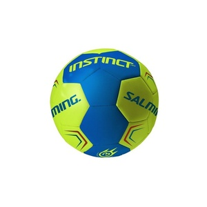 Handball Ball SALMING Instinct Pro Handball Navy / SafetyYellow, Salming