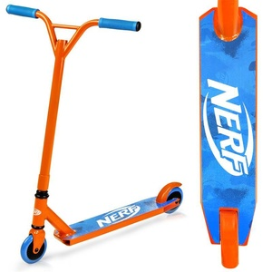 Scooter Freestyle HASBRO STRIKE NERF orange und blau