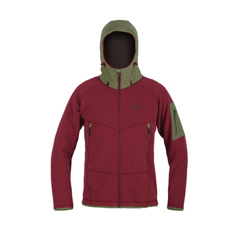 Jacke Direct Alpine Jaspis Rosenholz / khaki