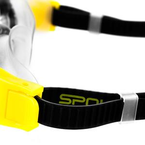 Schwimm- Brille Spokey Shegel black, Spokey