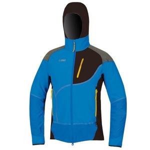 Jacke Direct Alpine Jorasses blau / schwarz / gold, Direct Alpine