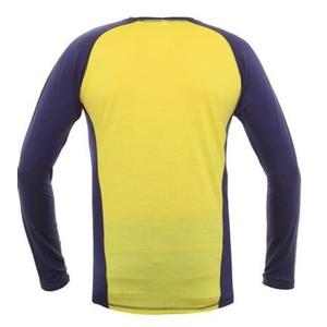 T-Shirt Direct Alpine pelzig Long indigo / aurora (echo), Direct Alpine