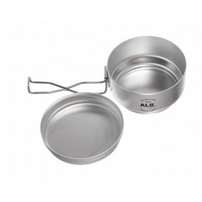 Aluminium 2-teilig esky Alb 0610, ALB
