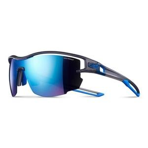 Sonnen Brille Julbo AERO SP3 CF durchscheinend grau/blau, Julbo