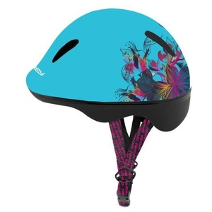 Kinder Radsport Helm Spokey FLORIS 44-48 cm, Spokey