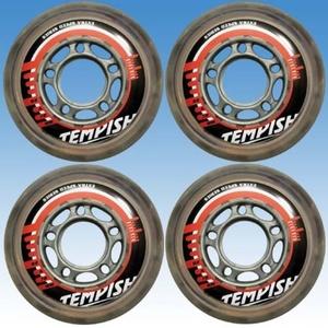 Set Wheels Tempish CATCH 70x24 mm 82A Set Wheel (4 St.)
