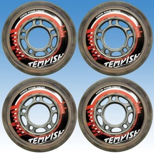 Set Wheels Tempish CATCH 70x24 mm 82A Set Wheel (4 St.), Tempish