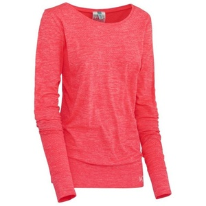 T-Shirt Kari Traa KRISTINA LS Coral