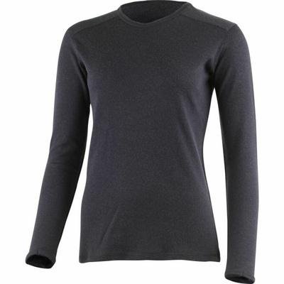 Frauen merino-Sweatshirt Lasting BELA-5959 Blau, Lasting