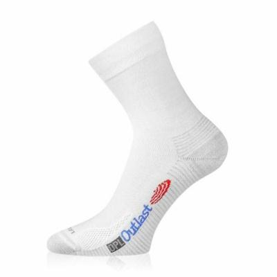 Socken funktionell Lasting OPL-001 white, Lasting