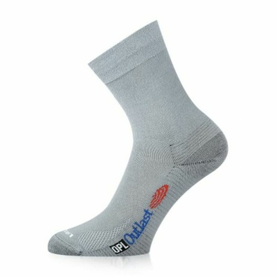 Socken funktionell Lasting OPL-800 grey, Lasting