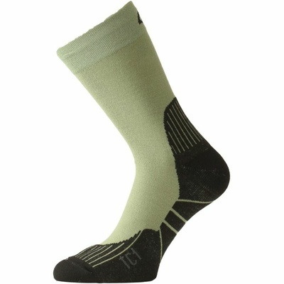 Socken funktionell Lasting TC1-608 green, Lasting