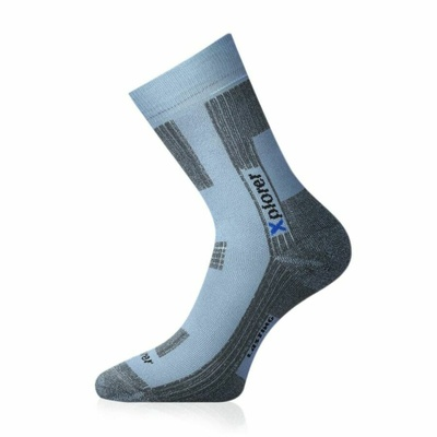Socken funktionell Lasting TKG-500 blue