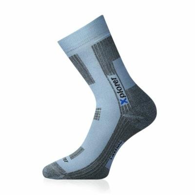 Socken funktionell Lasting TKG-500 blue, Lasting