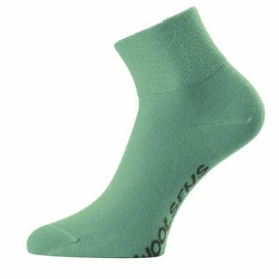 Socken Lasting merino FWB-560 grün, Lasting