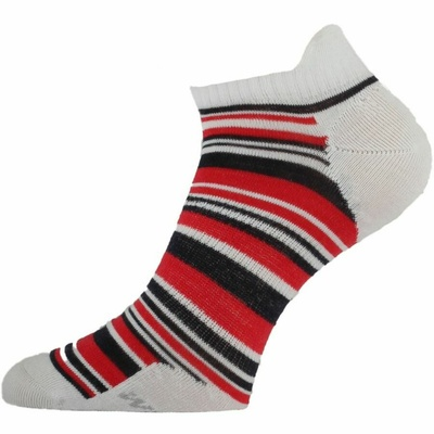Socken Lasting WCS 035 rot, Lasting