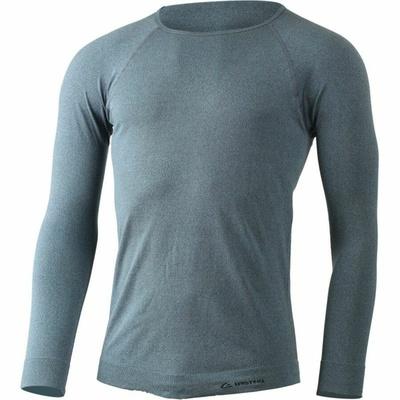 Männer funktional hemd Lasting MOL-5880 blau höhepunkte, Lasting