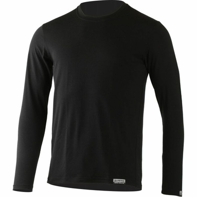 Herren Merino T-Shirt Lasting Alan black, Lasting
