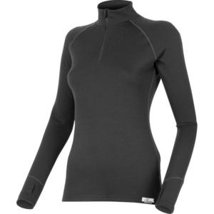Merino Sweatshirt Lasting LAURA 9099 black
