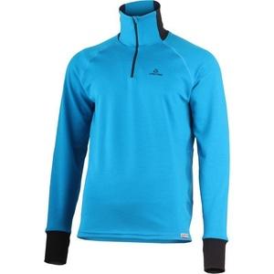 Merino Sweatshirt Lasting LEO 5199 blue, Lasting