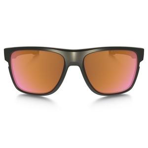 Sonnen Brille OAKLEY Crossrange XL Carbon w/ PRIZM Trail OO9360-0358, Oakley