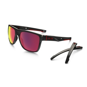 Sonnen Brille OAKLEY Crossrange XL Black Ink w/ PRIZM Road OO9360-0558, Oakley