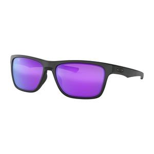 Sonnen Brille OAKLEY Holston Matte Black w/ Violet Irid OO9334-0958, Oakley