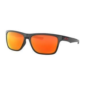 Sonnen Brille OAKLEY Holston Pol Blk w/ PRIZM Ruby Pol OO9334-1258, Oakley