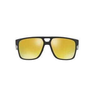 Sonnen Brille OAKLEY Patch MttBlk w/ 24K Irid OO9382-0460, Oakley
