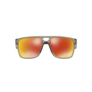 Sonnen Brille OAKLEY Crossrange Patch MttGryInk w/ PRIZM Ruby OO9382-0560, Oakley