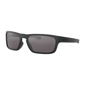 Sonnen Brille OAKLEY Sliver Stealth MttBlk w/ PRIZM Grey OO9408-0156, Oakley