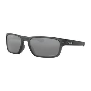 Sonnen Brille OAKLEY Sliver Stealth Grey Smoke w/ PRIZM Black OO9408-0356, Oakley