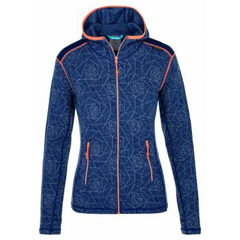 Frauen funktionelles Sweatshirt Kilpi MERINI-W blau, Kilpi