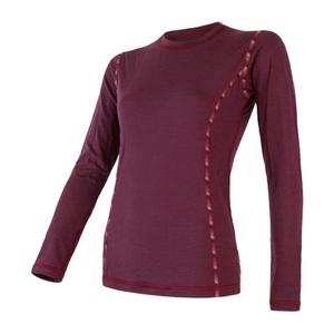Damen T-Shirt Sensor MERINO AIR d.. winy 18200006, Sensor