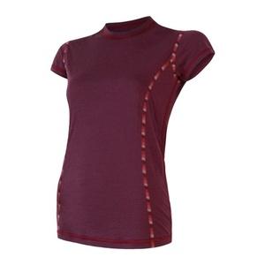 Damen T-Shirt Sensor MERINO AIR d.. winy 18200005, Sensor