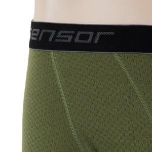 Boxershorts Sensor MERINO DOUBLE FACE safari 17200035, Sensor