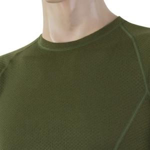Herren T-Shirt Sensor MERINO DOUBLE FACE safari 17200031, Sensor