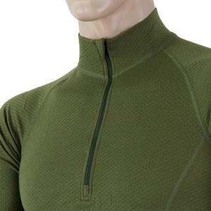 Herren T-Shirt Sensor MERINO DOUBLE FACE safari 17200033, Sensor