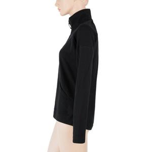 8Dámská Sweatshirt Sensor MERINO UPPER Berge black 18200038, Sensor