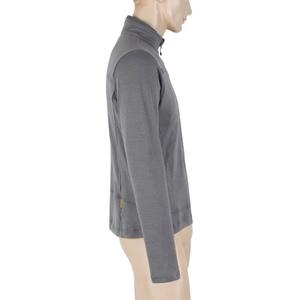 Herren Sweatshirt Sensor MERINO UPPER grey 18200035, Sensor