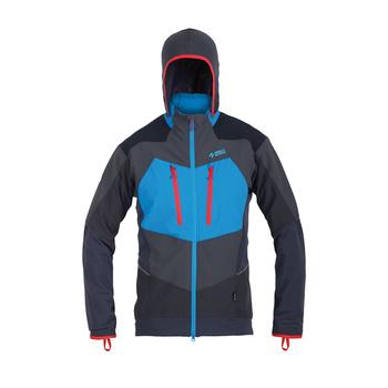 Herren-Softshell Jacke Direct Alpine Mistral anthrazit / Ozean, Direct Alpine